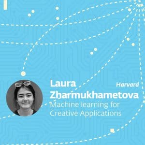 Machine learning for creative applications