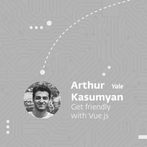 Get friendly with Vue.js