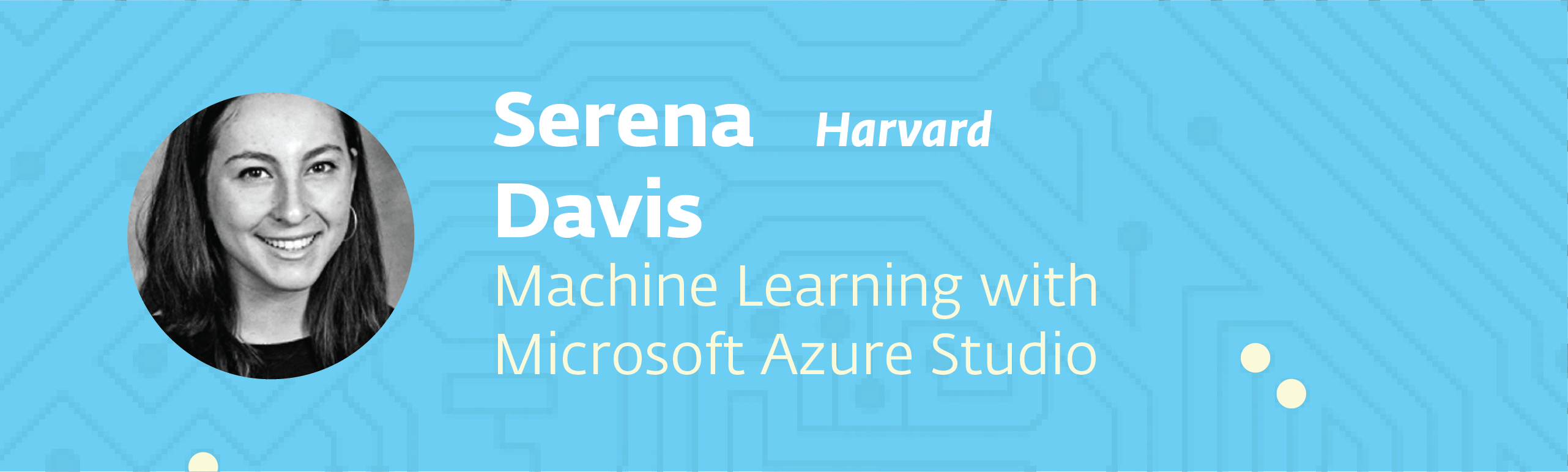 NewBanner for Page 10 - Machine Learning with Microsoft Azure Studio