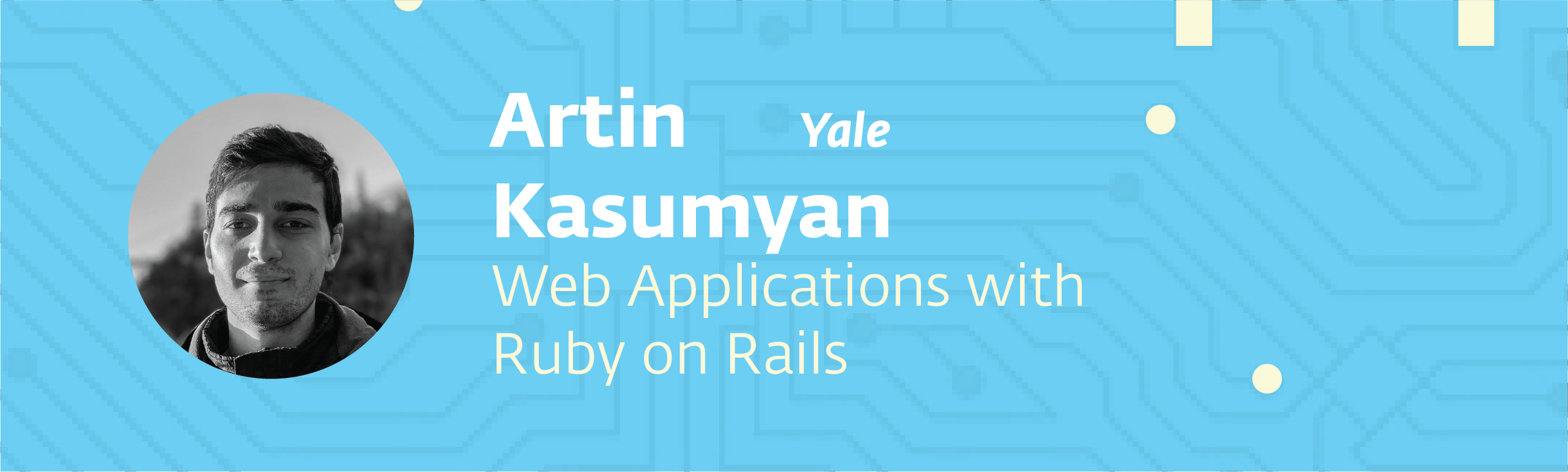 NewBanner for Page 11 - Web applications with Ruby on Rails