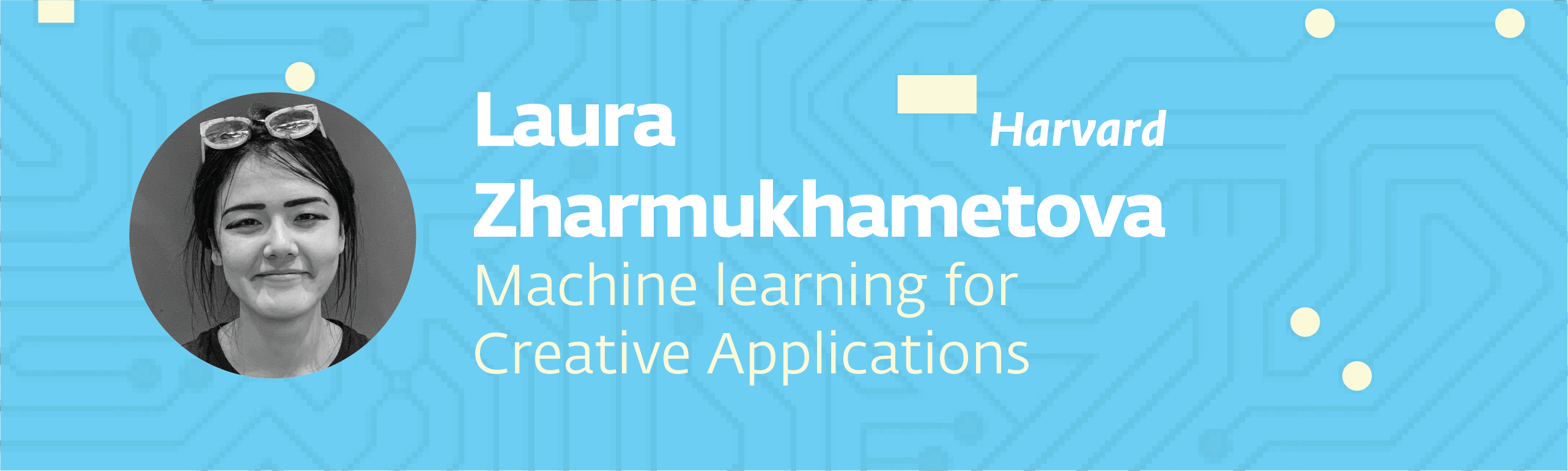 NewBanner for Page 12 - Machine learning for creative applications