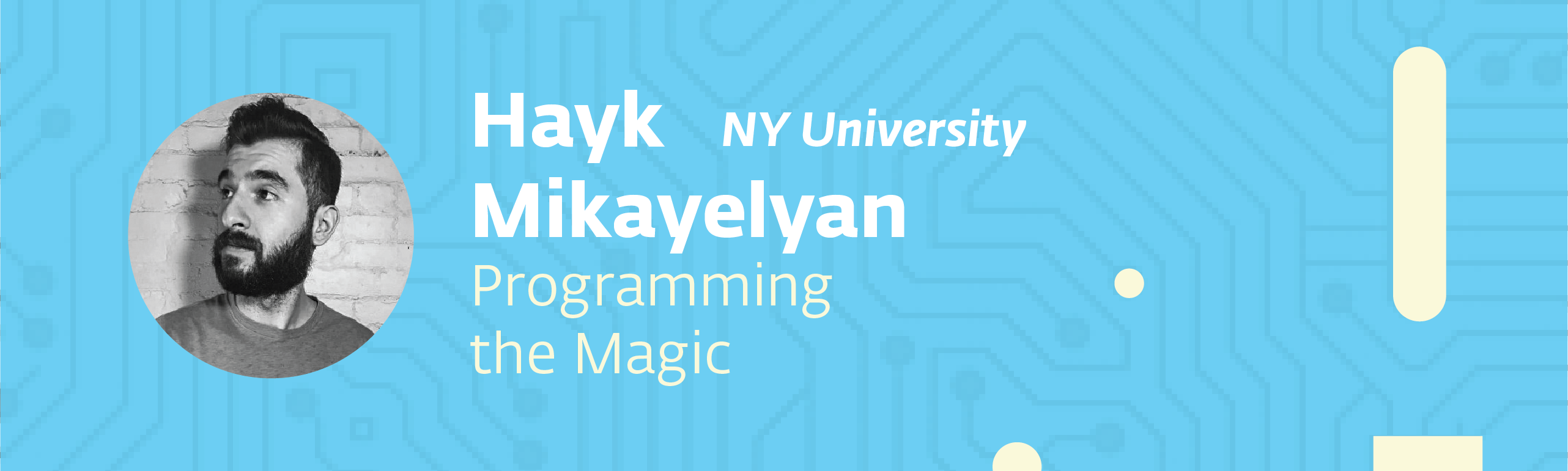 NewBanner for Page 16 - Programming the magic