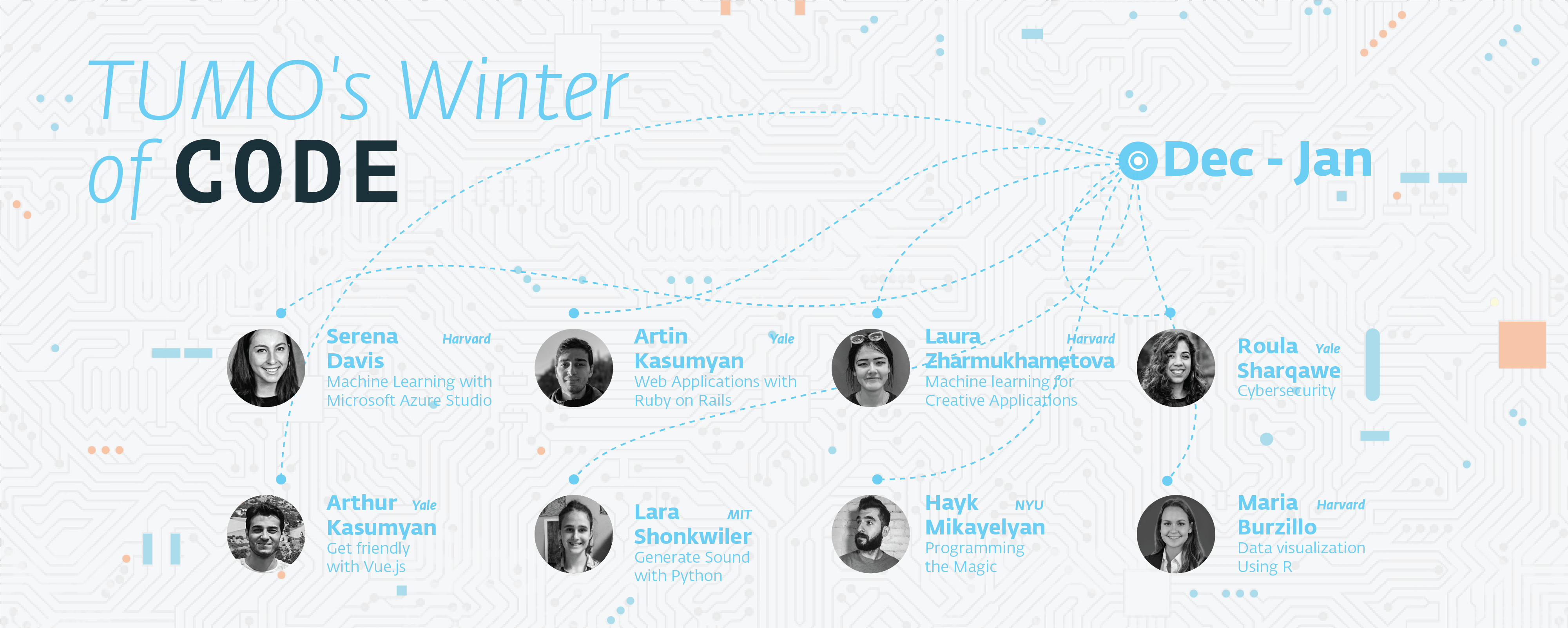 Winter 18 - Winter of Code