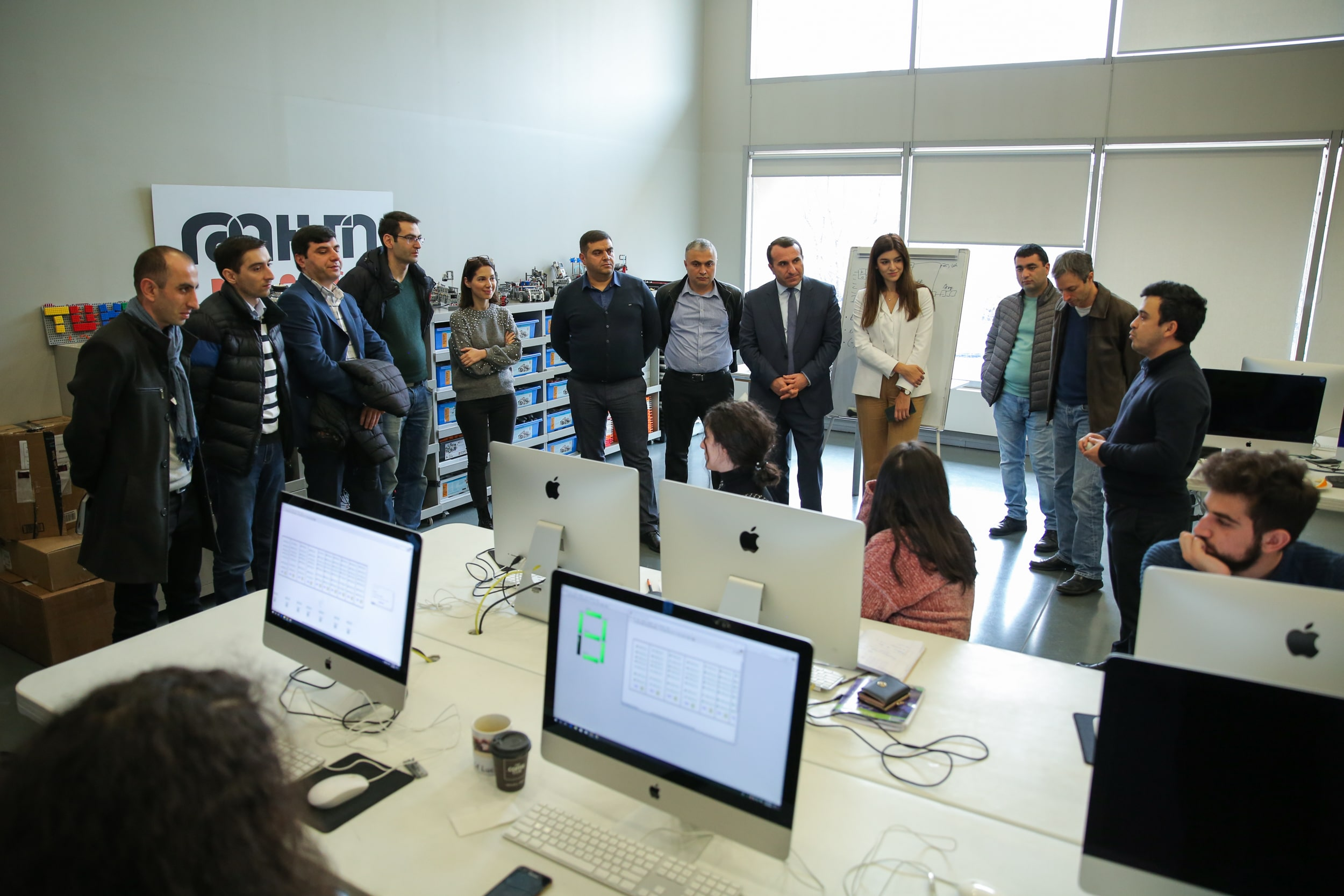 IMG 9481 - TUMO Labs Kicks Off Partnerships with Academic Institutions in Armenia