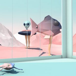 Art of 3D Gifs with Alexandra Katz