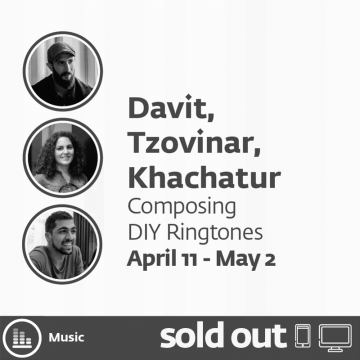 sold out 12 1 360x360 - Sound Mapping Yerevan