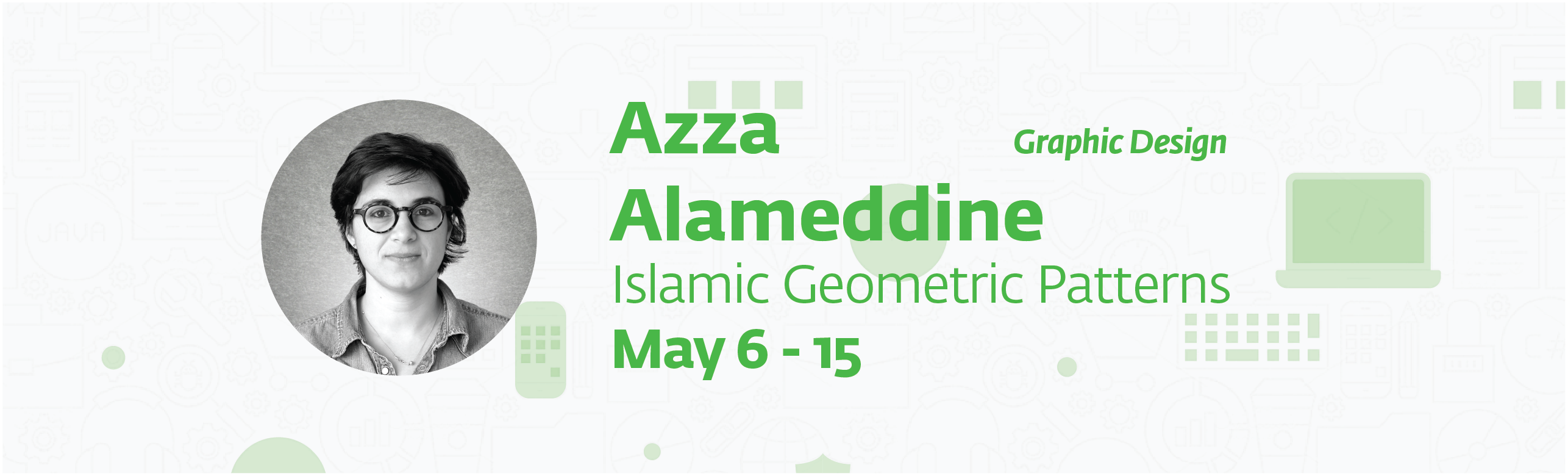 24 24 - Islamic Geometric Patterns