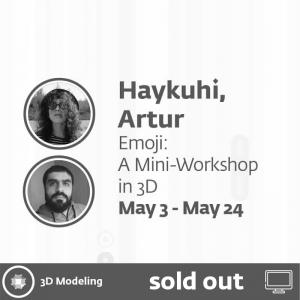 Emoji: A Mini-Workshop in 3D