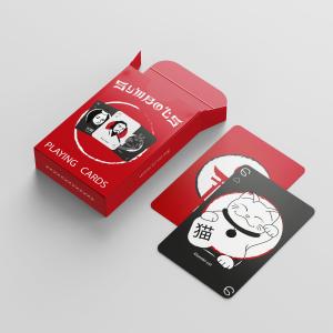 Խաղային քարտերի դիզայն