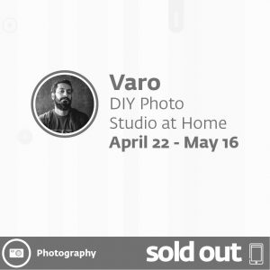 A Home DIY Photo Studio