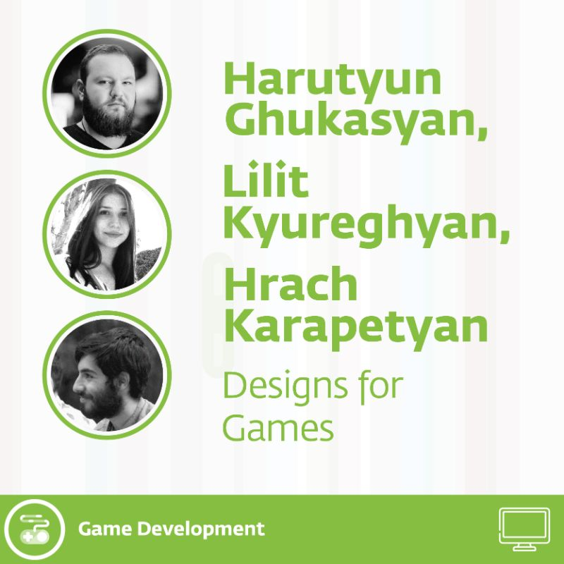 24 - Designs for Games