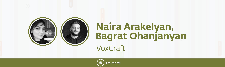 4 - VoxCraft