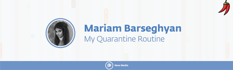 41 - My Quarantine Routine