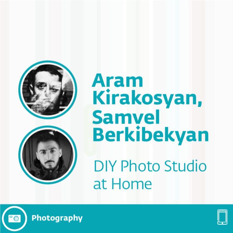 46 - DIY Photo Studio at Home