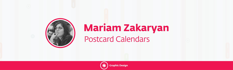 banner mini nor 20 - Postcard Calendars