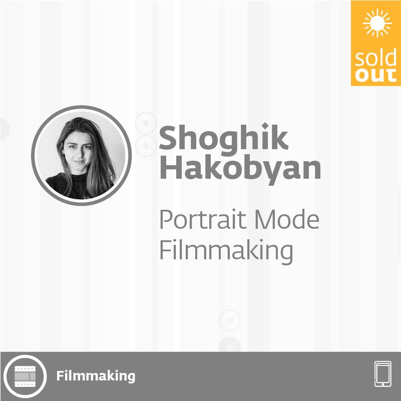 Portrait Mode Filmmaking
