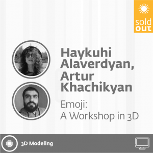 Emoji: A Workshop in 3D