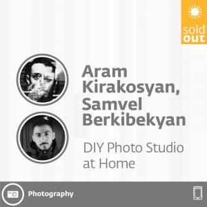 DIY Photo Studio at Home