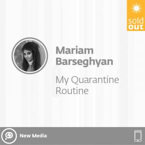 My Quarantine Routine