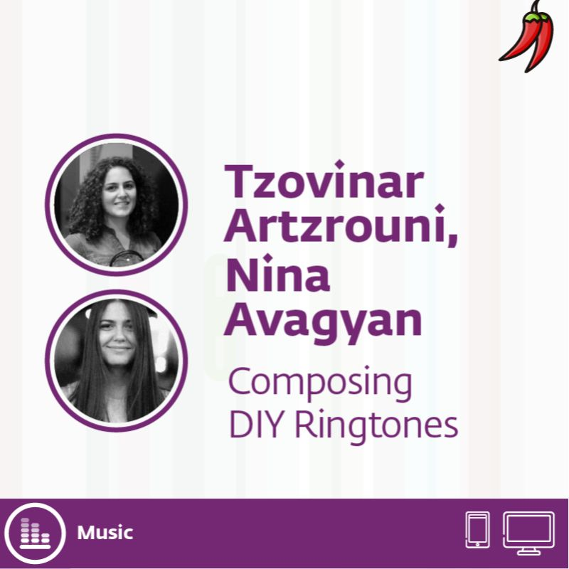 tsovinarenq 03 - Composing DIY Ringtones