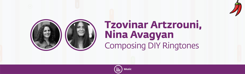 tzovinarenq 07 - Composing DIY Ringtones