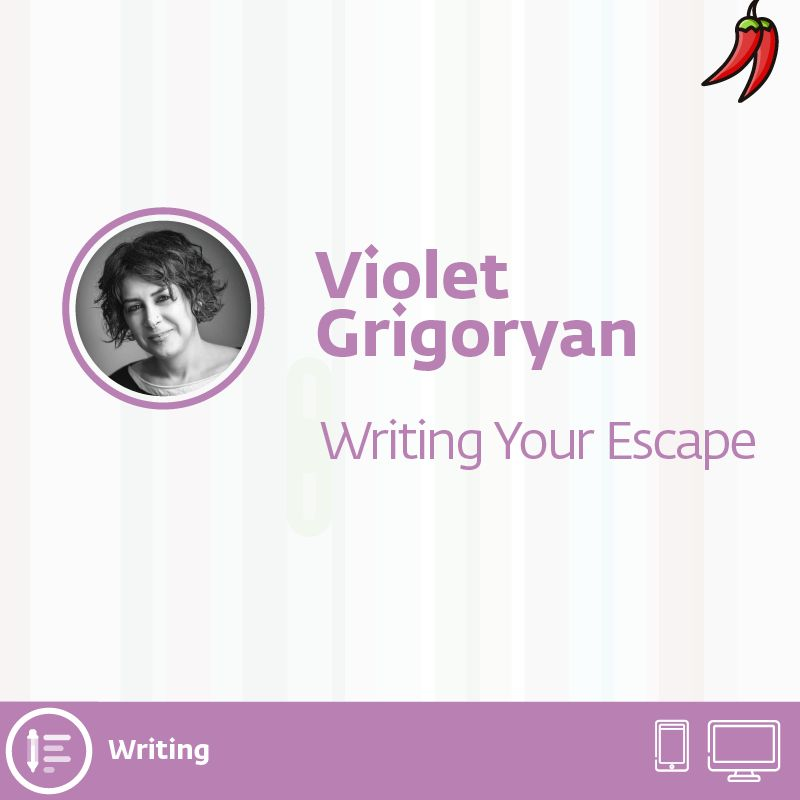 writing 05 - Writing Your Escape
