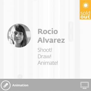 Shoot! Draw! Animate!