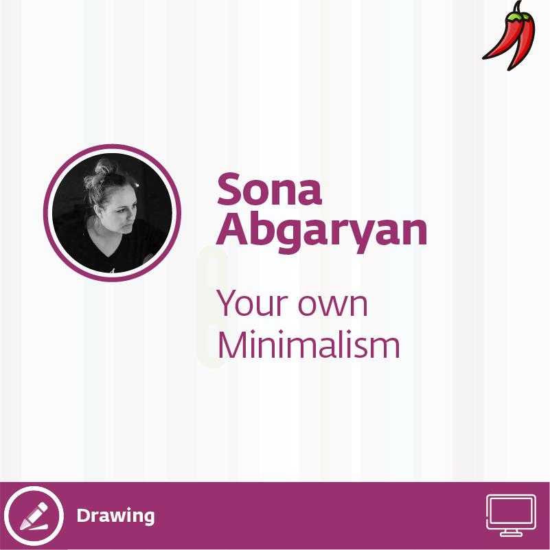 workshop - Your own minimalism