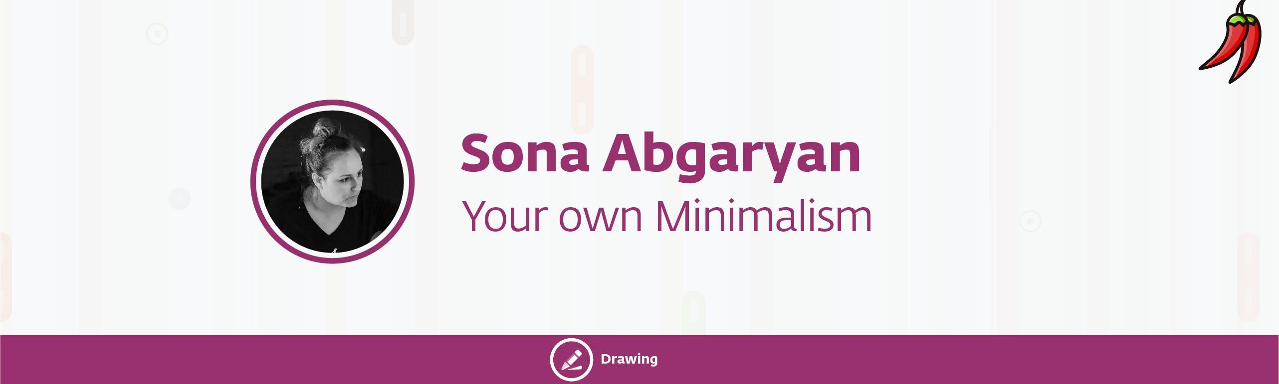 workshop03 - Your own minimalism