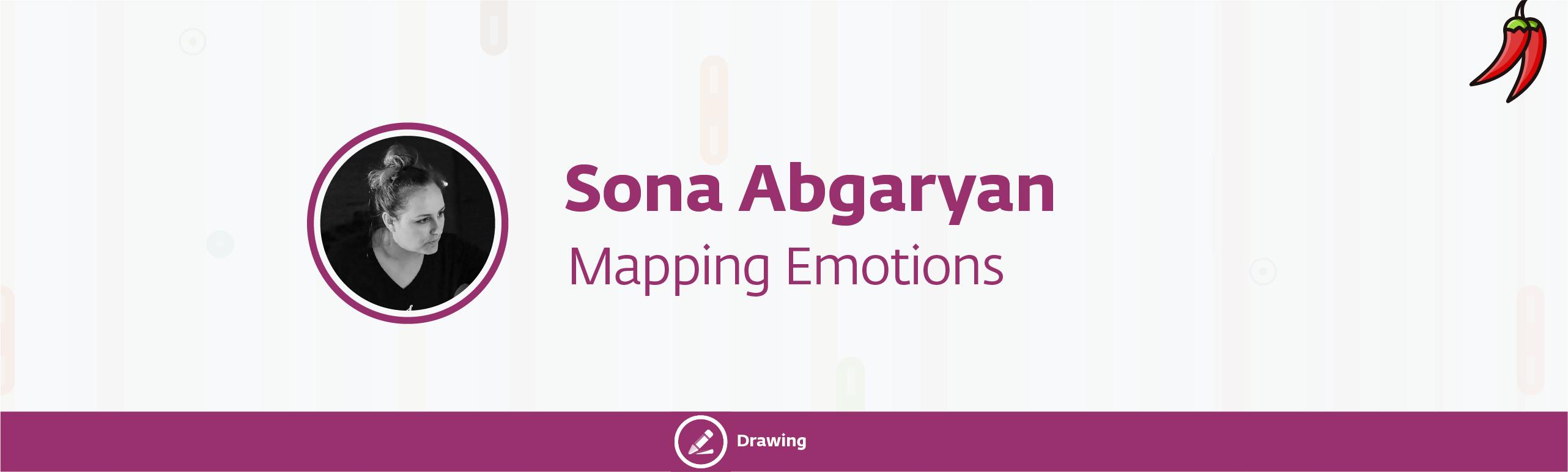 sona shamiram 52 - Mapping Emotions