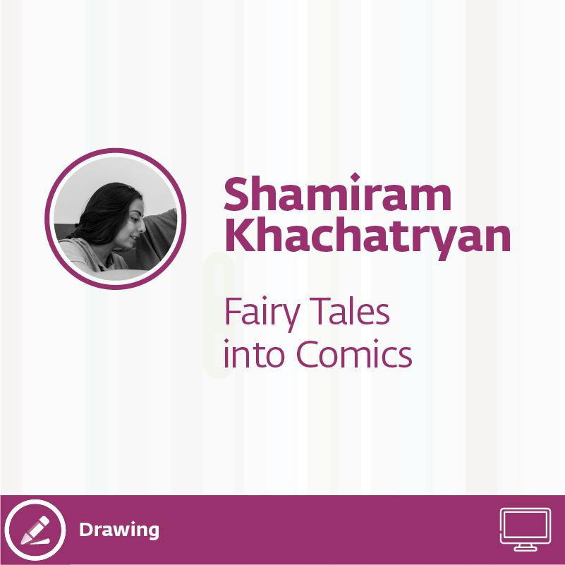 sona shamiram 11 copy 9 - Fairy Tales into Comics
