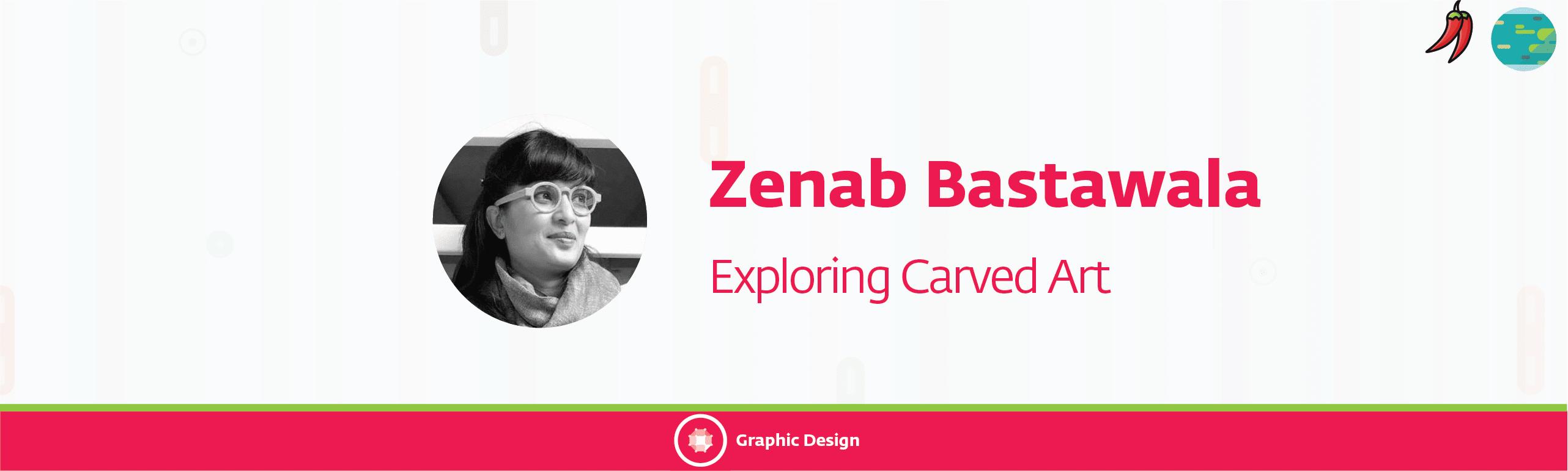 zenab banner 31 - Exploring Carved Art