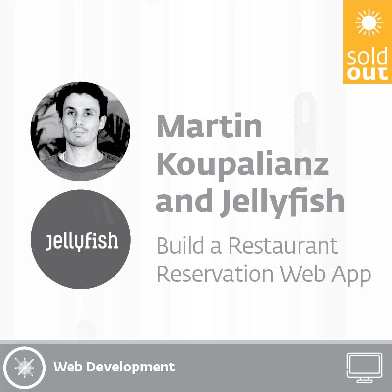 Build a Restaurant Reservation Web App