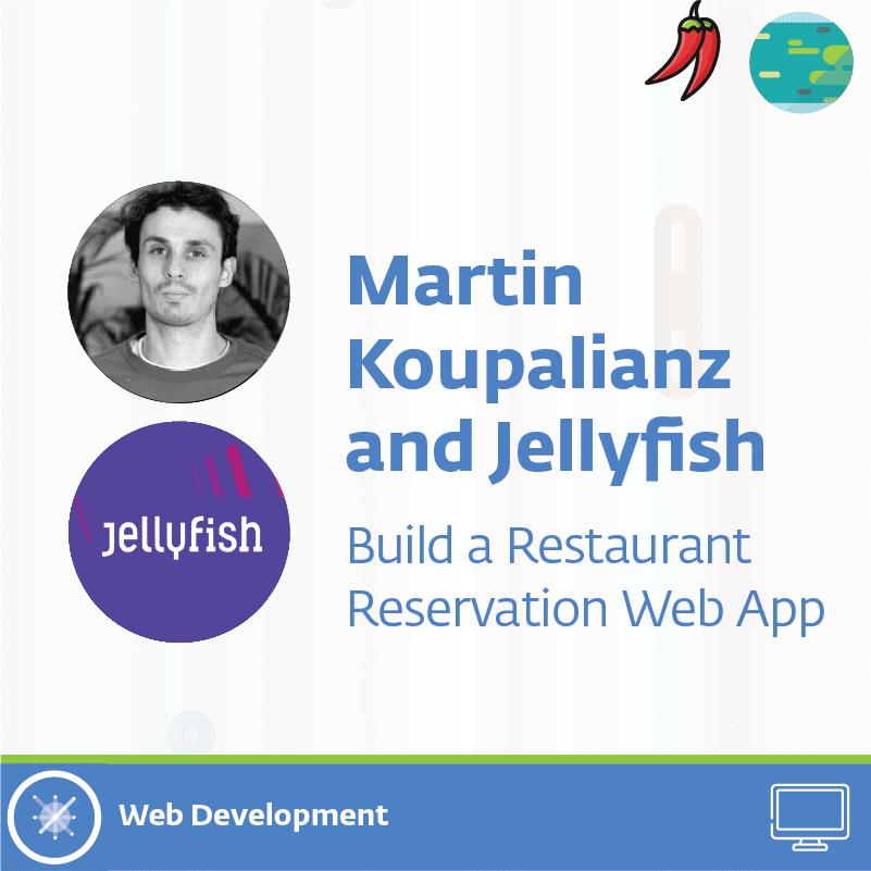 sep labs 09 - Build a Restaurant Reservation Web App