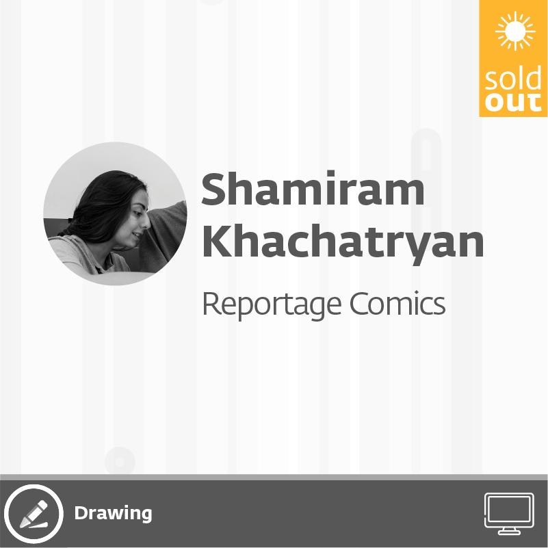 shamiram 32 - Book Illustration with Yev Haidamaka