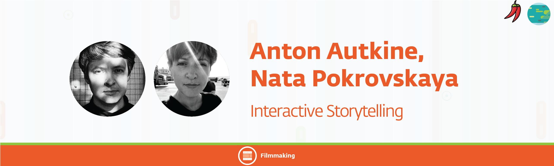 oktober labs 07 - Interactive Storytelling