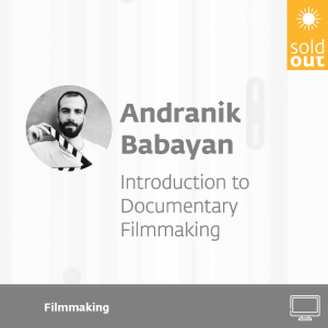 Introduction to Documentary Filmmaking