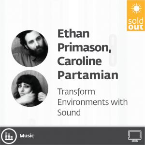 Transform Environments with Sound