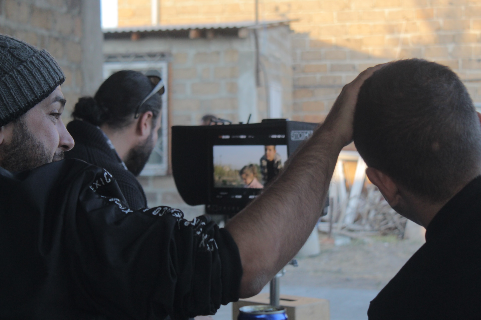 2 - How TUMO Stepanakert's Arnold Filmed the New SOAD Video