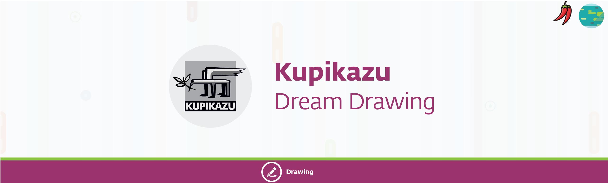 kupikazu 01 - Dream Drawing