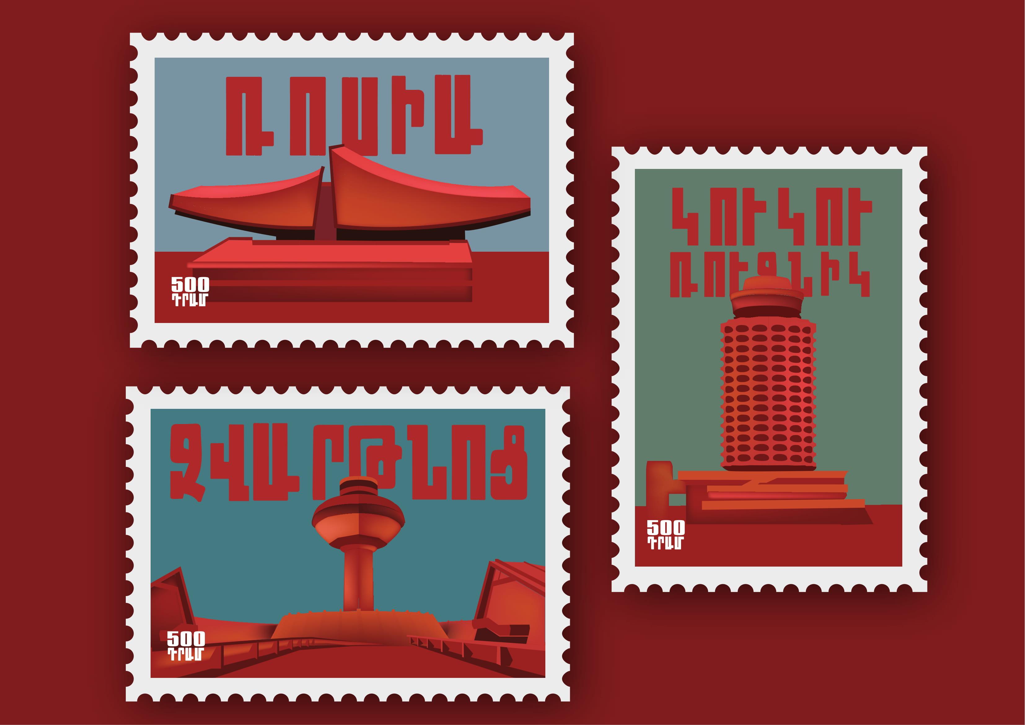 levon.marukyan 1 - Նամականիշների վերածնունդ
