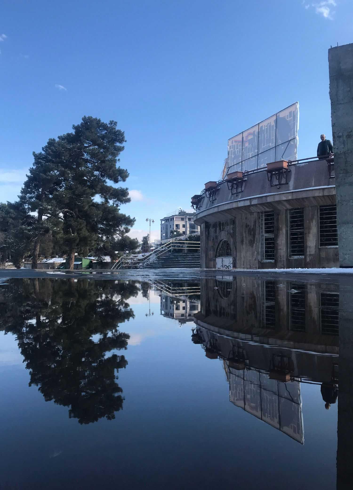 lusine petrosyan 1 - February in Stepanakert