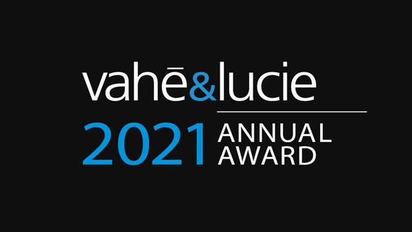 vl 2021 1 - Vahē & Lucie Award 2021