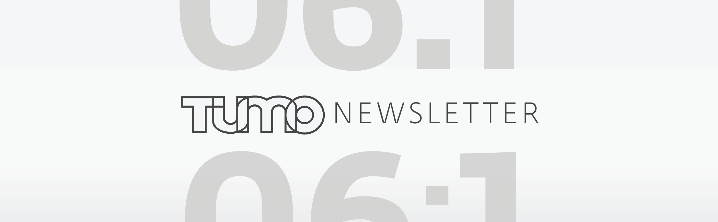 06.1 20 - TUMO Newsletter 06.1